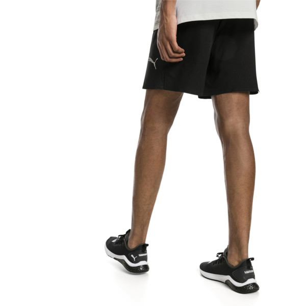 PACE Breeze Men's Running Shorts, Puma Black, large