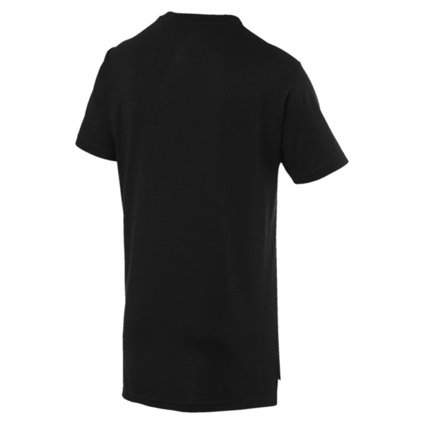 Energy Graphic Short Sleeve Men's Tee, Puma Black, large