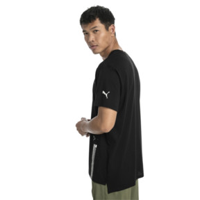 Thumbnail 2 of Energy Graphic Short Sleeve Men's Tee, Puma Black, medium