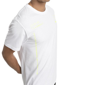 Thumbnail 1 of Energy Graphic Short Sleeve Men's Tee, Puma White, medium