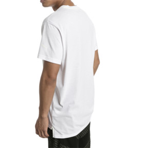 Thumbnail 2 of Energy Graphic Short Sleeve Men's Tee, Puma White, medium