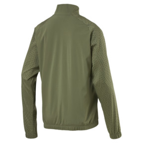 Thumbnail 5 of Energy Woven Men's Sweat Jacket, Olivine, medium