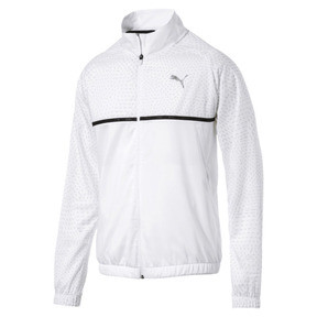 Thumbnail 1 of Energy Woven Men's Sweat Jacket, Puma White, medium