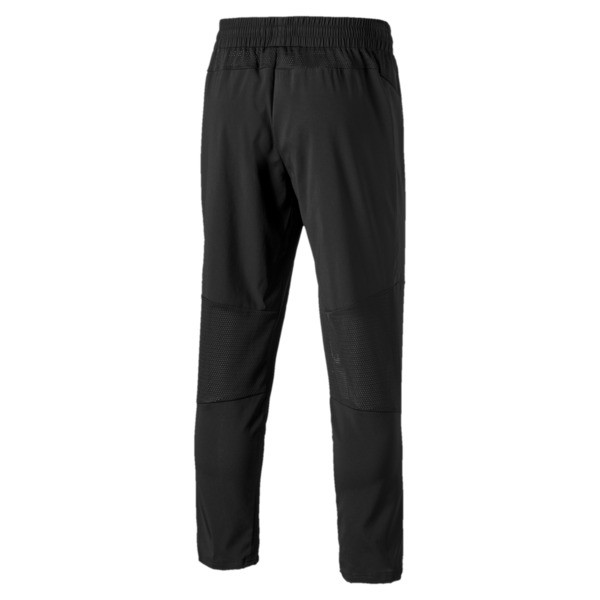 Energy Woven Men's Running Sweatpants, Puma Black, large