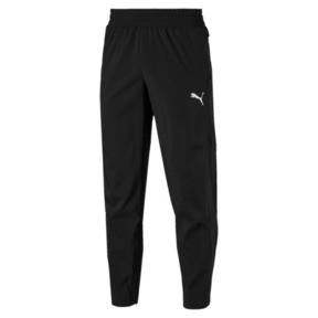 Thumbnail 4 of Energy Woven Men's Running Sweatpants, Puma Black, medium