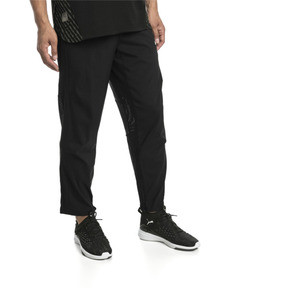 Thumbnail 1 of Energy Woven Men's Running Sweatpants, Puma Black, medium