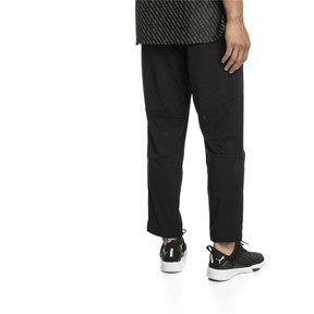Thumbnail 2 of Energy Woven Men's Running Sweatpants, Puma Black, medium
