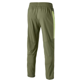 Thumbnail 4 of Energy Men's Woven Pants, Olivine, medium