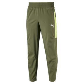Thumbnail 1 of Energy Men's Woven Pants, Olivine, medium