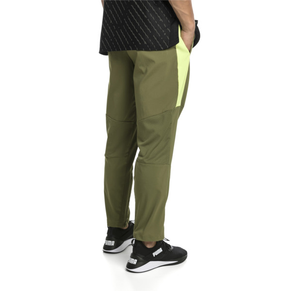 Energy Men's Woven Pants, Olivine, large