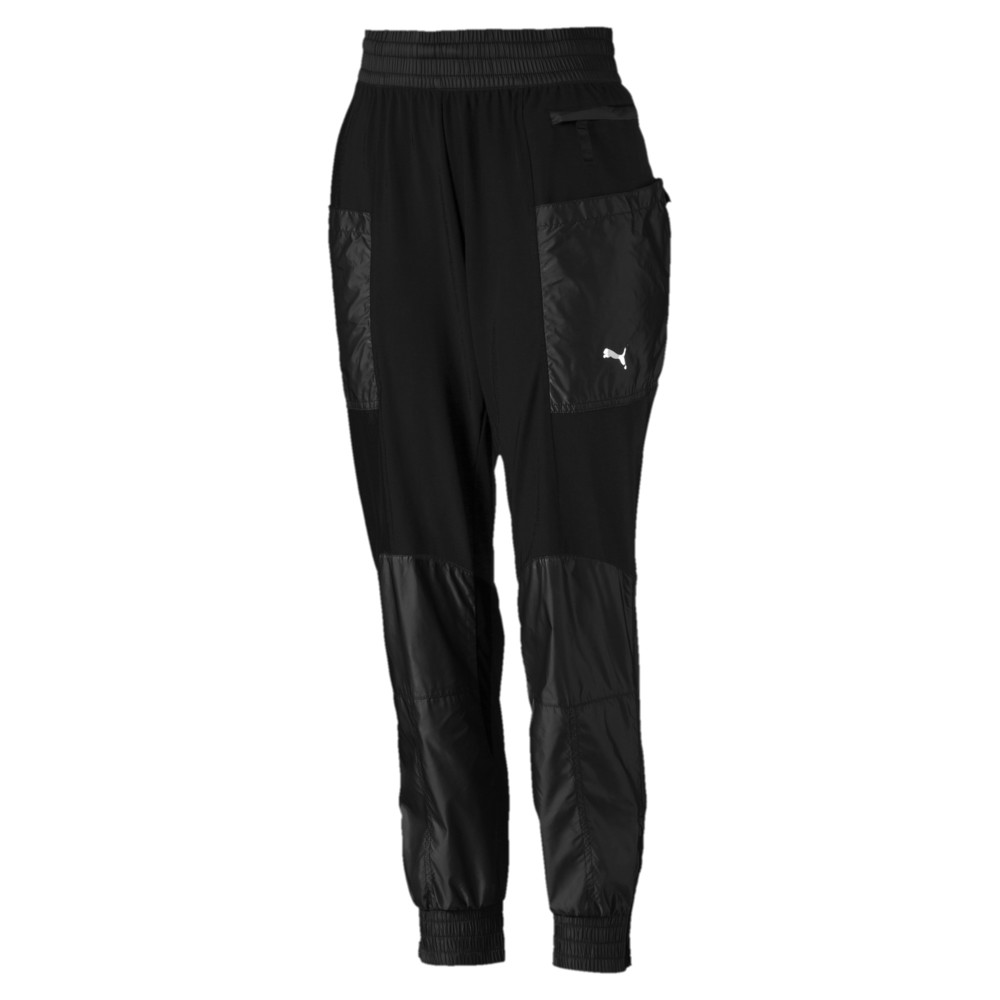 Image PUMA Cosmic Knitted Women's Training Pants #1