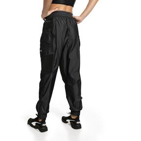 Imagen en miniatura 2 de Pantalones de punto de training de mujer Cosmic Trailblazer, Puma Black, mediana