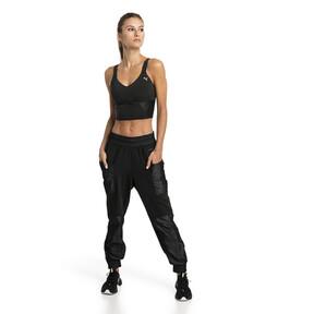 Imagen en miniatura 3 de Pantalones de punto de training de mujer Cosmic Trailblazer, Puma Black, mediana