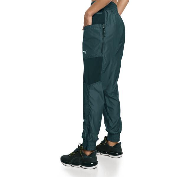 Pantalon de survêtement Cosmic en maille pour femme, Ponderosa Pine, large