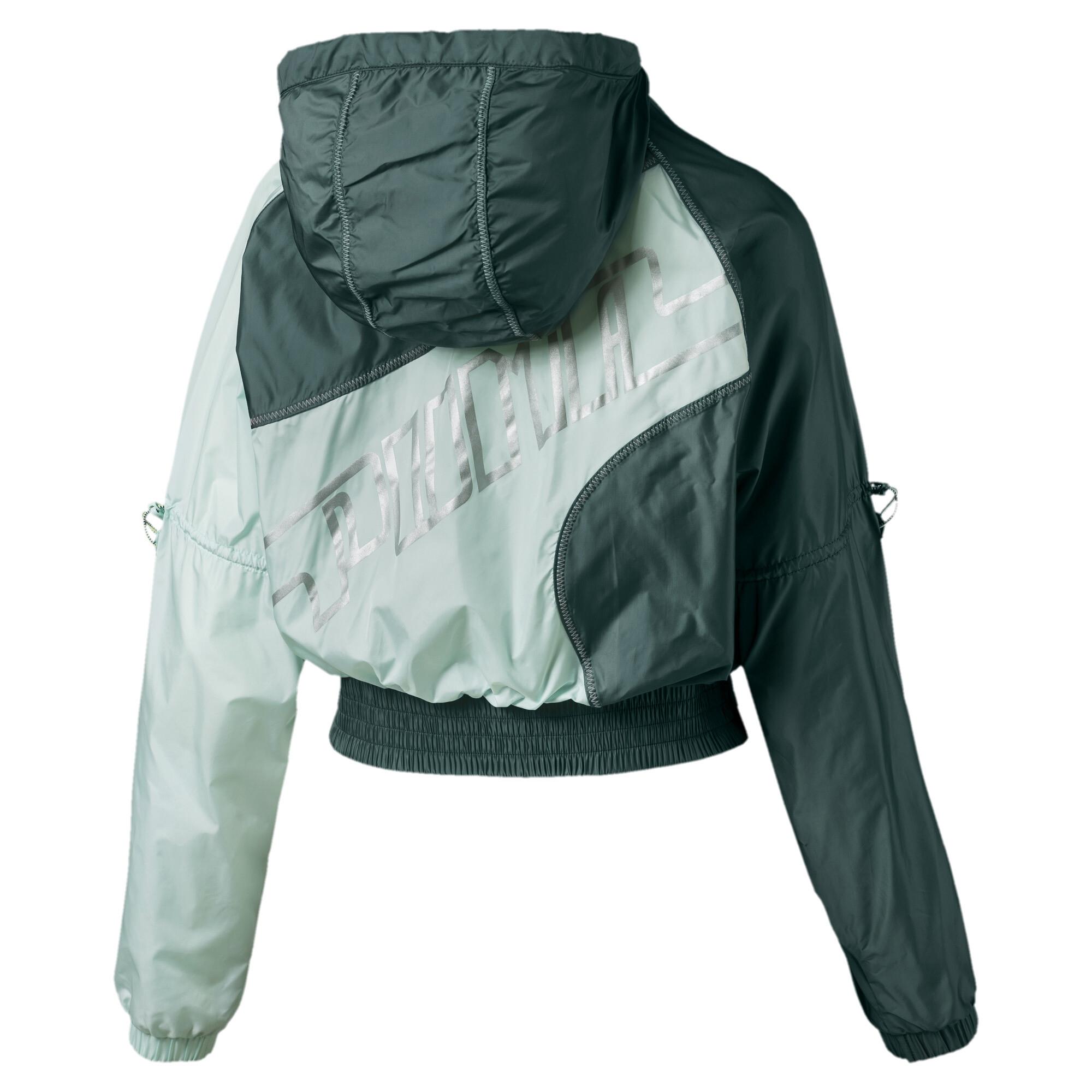 Image Puma Cosmic Knitted Women's Training Jacket #5
