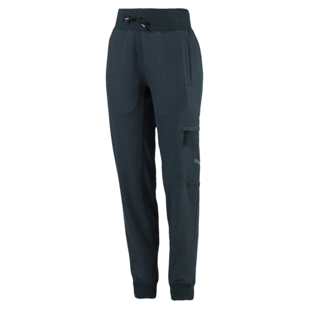 Image PUMA Feel It Knitted Women's Training Pants #1
