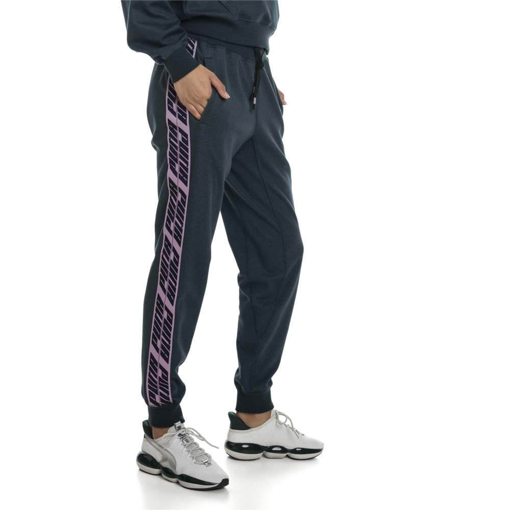 Image PUMA Feel It Knitted Women's Training Pants #2