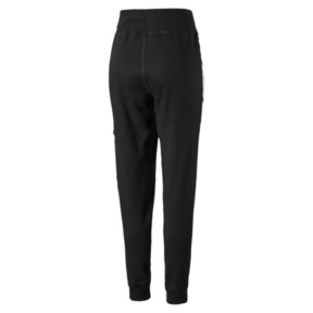 Thumbnail 5 of Feel It Knitted Women's Training Pants, Puma Black, medium