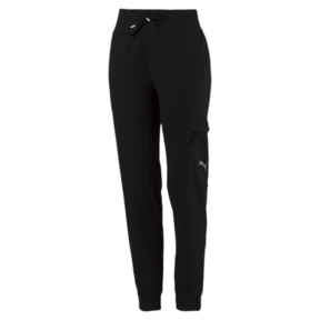 Thumbnail 4 of Feel It Knitted Women's Training Pants, Puma Black, medium