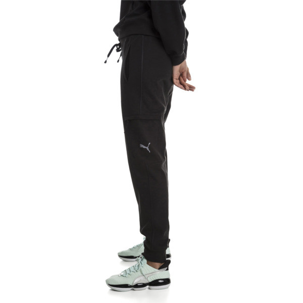 Feel It Knitted Women's Training Pants, Puma Black, large