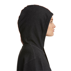 Thumbnail 4 of Feel It Cover Up Women's Half Zip Hoodie, 01, medium