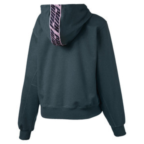 Thumbnail 5 of Feel It Damen Hoodie, Ponderosa Pine Heather, medium