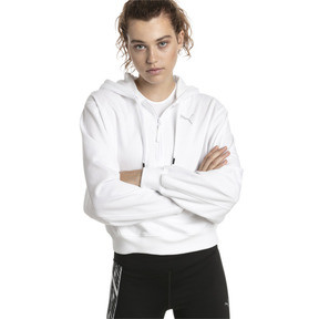 Thumbnail 1 of Feel It Damen Hoodie, Puma White, medium