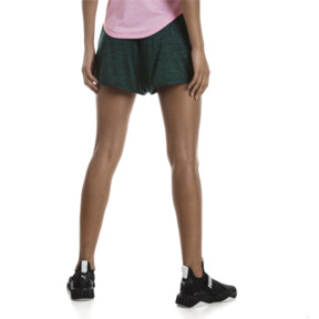 Thumbnail 2 of Own It Women's Training Shorts, Ponderosa Pine Heather, medium