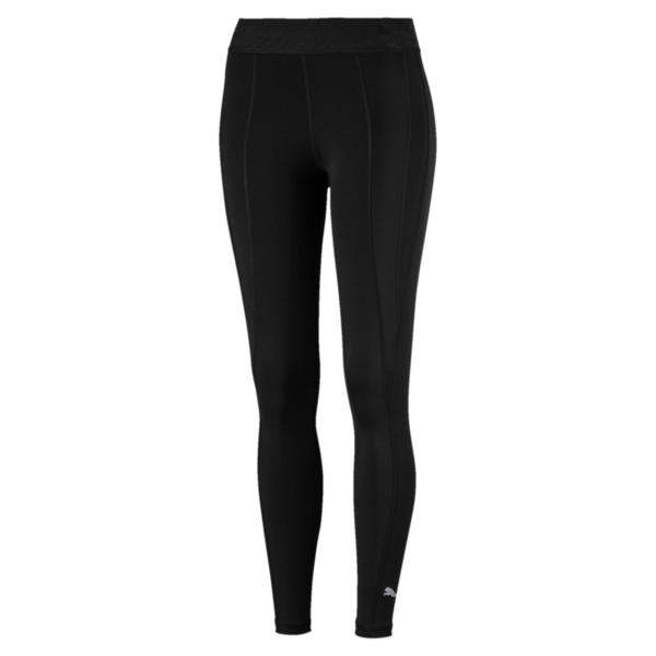 Own It Full Women's Training Tights, Puma Black, large