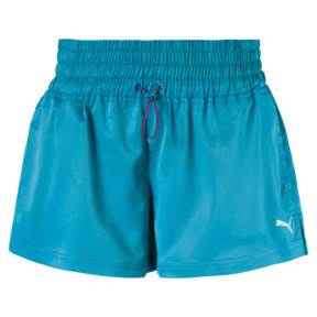 Thumbnail 4 of On the Brink Women's Shorts, Caribbean Sea, medium
