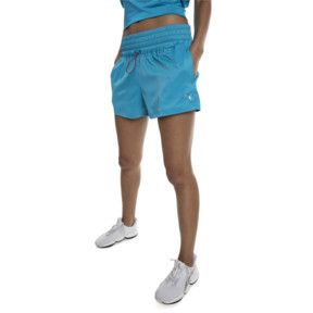 Thumbnail 1 of On the Brink Women's Shorts, Caribbean Sea, medium