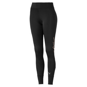 Thumbnail 4 of On the Brink 7/8 Women's Tights, Puma Black, medium