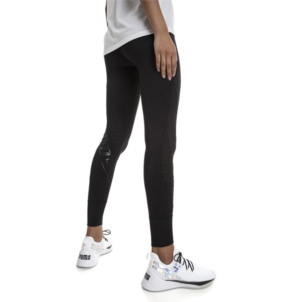 On the Brink 7/8 Women's Tights, Puma Black, large