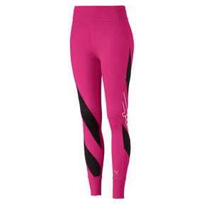 Thumbnail 4 of On the Brink Women's 7/8 Leggings, Fuchsia Purple, medium