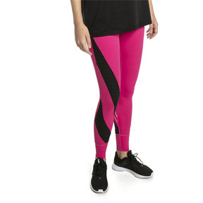 Thumbnail 1 of On the Brink Women's 7/8 Leggings, Fuchsia Purple, medium
