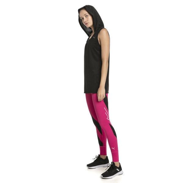 On the Brink Women's 7/8 Leggings, Fuchsia Purple, large