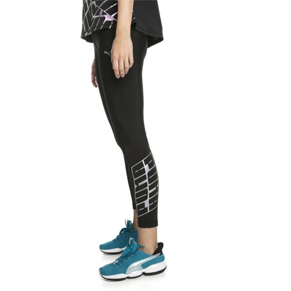 Aire Women's 7/8 Leggings, Puma Black, large