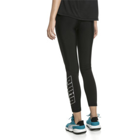Thumbnail 2 of Aire 7/8 Women's Leggings, Puma Black, medium