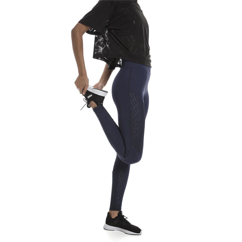 Imagen PUMA Calzas de entrenamiento Bold Graphic para mujer #1
