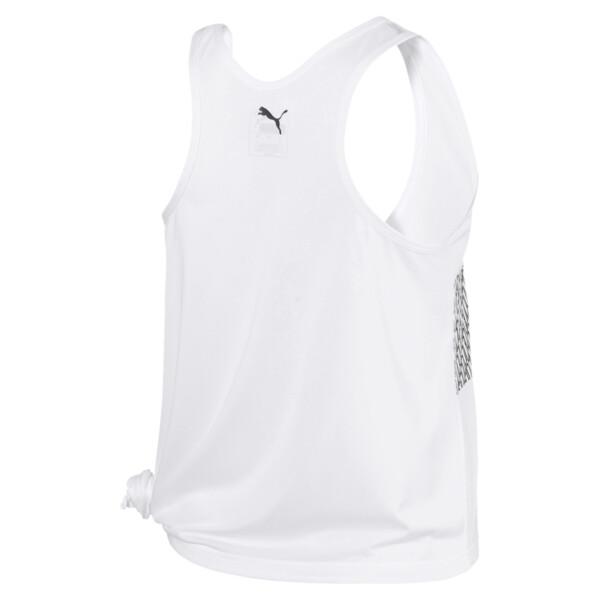 Bold LogoTank, Puma White, large