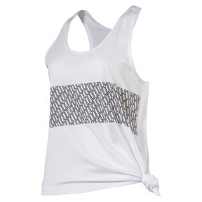 Thumbnail 4 of Women's Training Tank Top, Puma White, medium