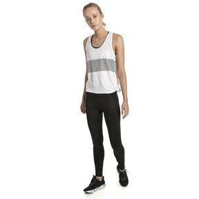 Thumbnail 3 of Women's Training Tank Top, Puma White, medium