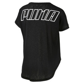 Thumbnail 2 of Bold Women's Tee, Puma Black, medium