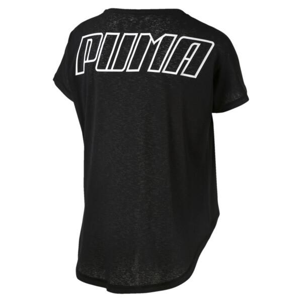Camiseta de mujer Bold, Puma Black, grande