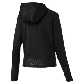 Thumbnail 6 of Knockout Women's Jacket, Puma Black Heather, medium