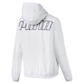 Thumbnail 2 of Bold Women's Windbreaker, Puma White, medium