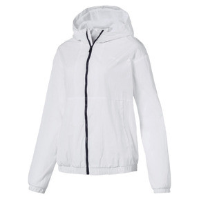 Thumbnail 1 of Bold Women's Windbreaker, Puma White, medium