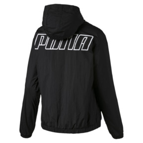 Thumbnail 6 of A.C.E. Bold Women's Wind Jacket, Puma Black, medium