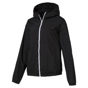 Thumbnail 5 of A.C.E. Bold Women's Wind Jacket, Puma Black, medium