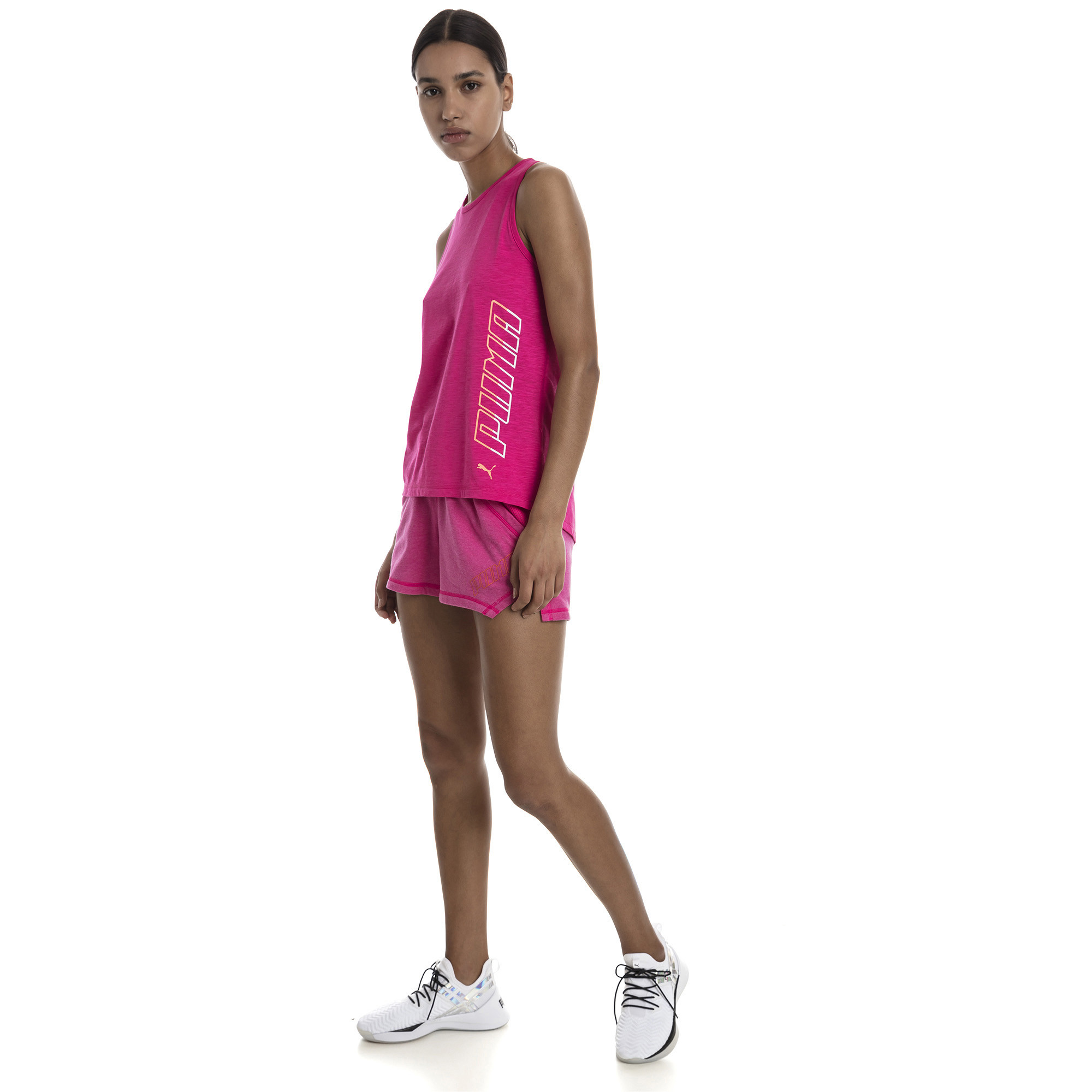 PUMA-Twist-It-Women-s-Logo-Tank-Women-Tank-Training thumbnail 6